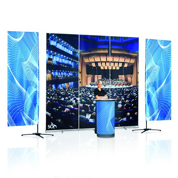 15 x 10 Trade Show Booth